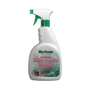 Herbon Multi Purpose Spray 750ml Cleaner, Australian made, Allergy Free