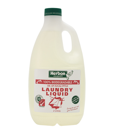 Laundry Liquid 2Lt, Herbon Laundry Liquid 2Lt Fragrance Free, Best Laundry Detergent Australia
