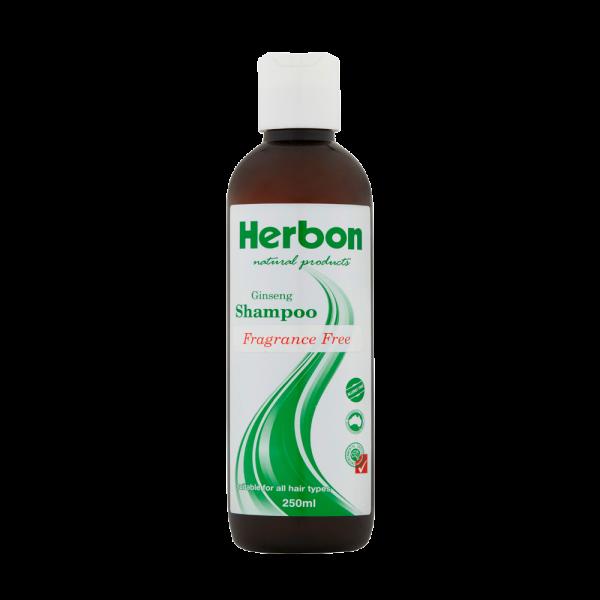 Ginseng Shampoo, Australian Organic Shampoo, Fragrance Free Shampoo, Best Natural Shampoo Australia, Organic Shampoo Australia