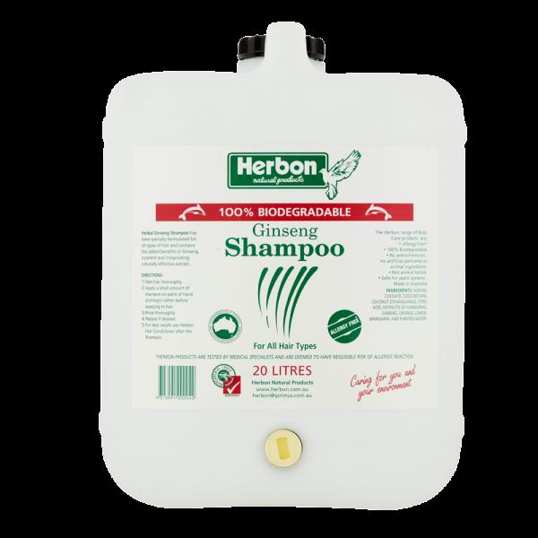 Natural Ginseng Shampoo Australia, Organic Shampoo Australia, Best Natural Shampoo, Natural Hair Shampoo
