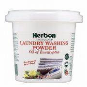 Herbon Laundry Washing Powder 1kg, Best Natural Washing Powder