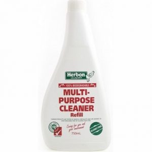 Herbon Multi Purpose Refill 750ml, Australian Made, Allergy Free