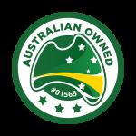 Australian owned company logo